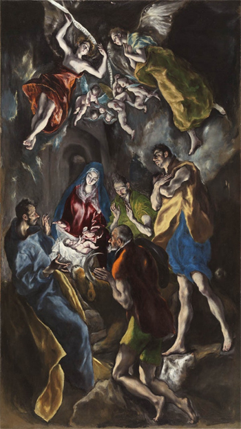 The Adoration of the Shepherds, 1612–14