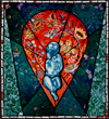 Agony and Ecstasy: Contemporary Stained Glass by Judith Schaechter