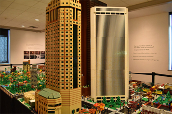 Exhibition:  Think Outside the Brick: The Creative Art of LEGO®