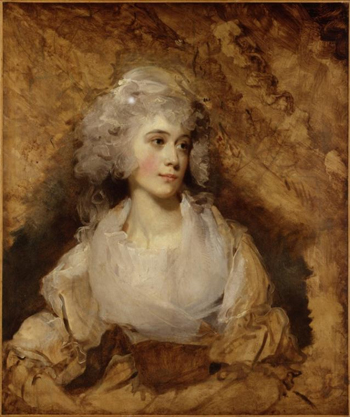 Portrait of a Lady, Early 1790s