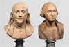 Guests of Honor from the Musée du Louvre: Jean-Antoine Houdon's Portraits of Americans in the Age of Enlightenment