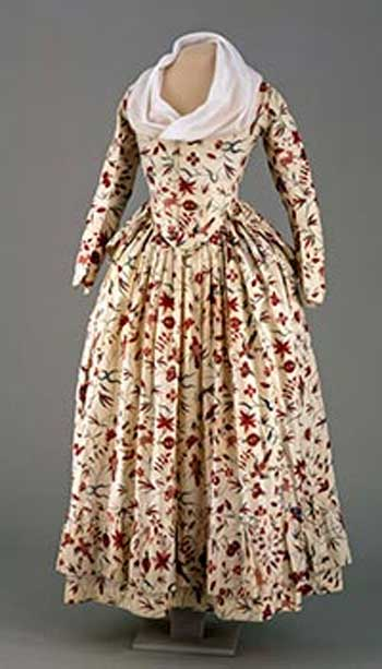 Exhibition: Printed Fashions: Textiles for Clothing and Home