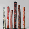 The Inside World: Contemporary Aboriginal Australian Memorial Poles