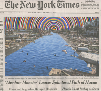 Exhibition:  Fred Tomaselli