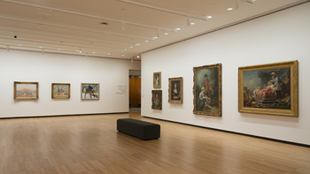 Exhibition: Renaissance to Modern Remix: Highlights from the European and American Art Collection