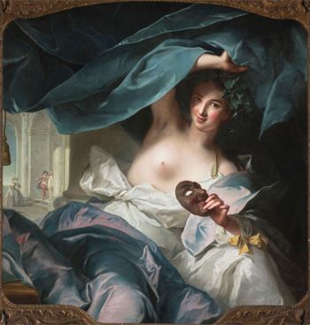Thalia, Muse of Comedy, 1739