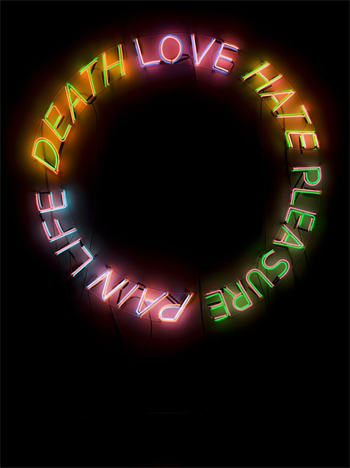 Life, Death, Love, Hate, Pleasure, Pain, 1983