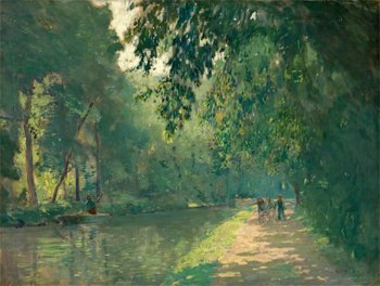 After the Rain, c. 1913