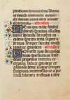 The Art of Devotion: Illuminated Manuscripts from Local Collections