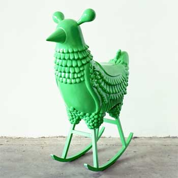 Green Chicken, 2008