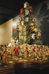 Bethlehem Tree: Younger Foundation Crèche Collection