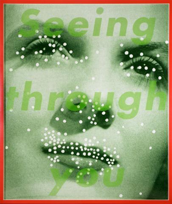 Untitled (Seeing through you), 2004-05