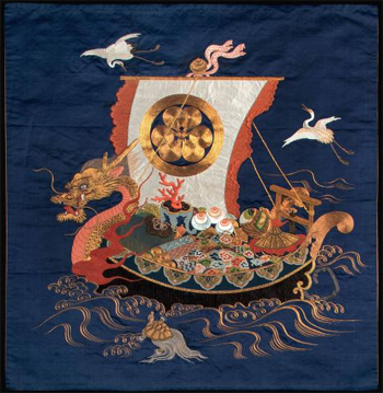Exhibition: Dramatic Threads: Textiles of Asia