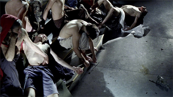 film still from Disco, 2005