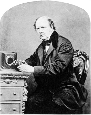 Exhibition: William Henry Fox Talbot and the Birth of Photography