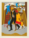 Fine/Folk: Modes of Representation in African American Art, a collection from the MS Museum of Art in Jackson