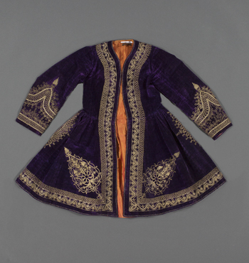 Coat, mid-19th century. Syria