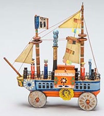 Exhibition:  German Toys in America