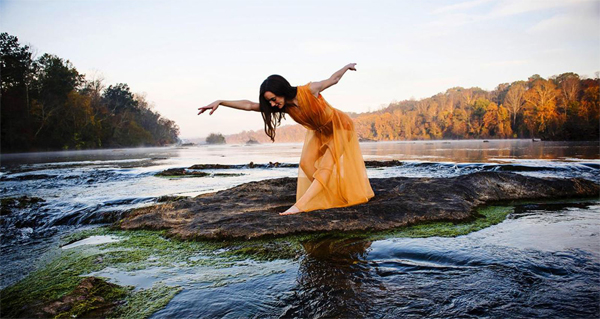Exhibition: DANCE FOR THE RIVER