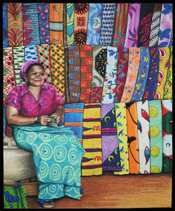 Textiles of West Africa by Hollis Chatelain