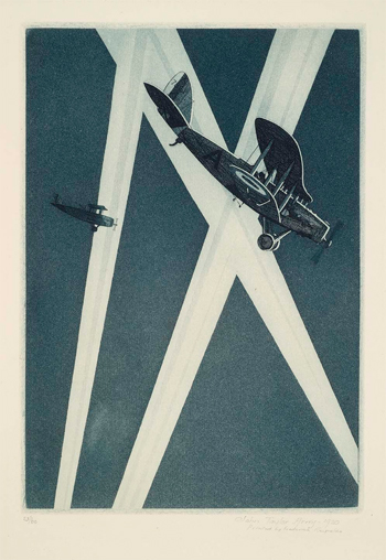 Wasps, (aka Aircraft Patrol and In Search), 1920